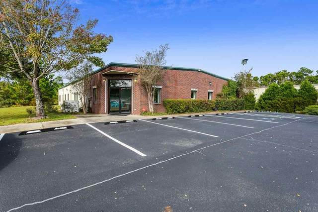 5697 Industrial Blvd, Milton, FL 32583 (MLS #580320) :: Connell & Company Realty, Inc.