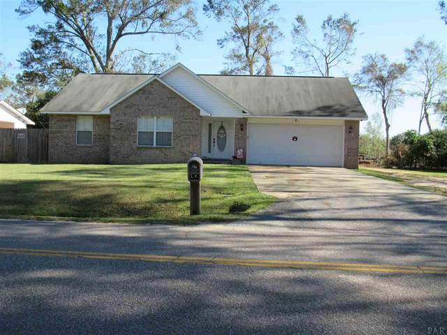 798 Tate Rd, Cantonment, FL 32533 (MLS #580366) :: The Kathy Justice Team - Better Homes and Gardens Real Estate Main Street Properties
