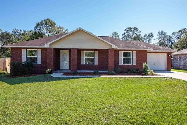 4937 Hyatt Ln, Pace, FL 32571 (MLS #580385) :: Connell & Company Realty, Inc.
