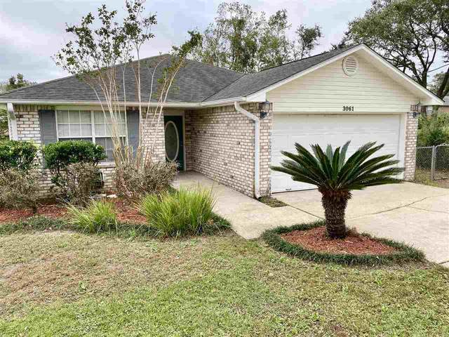 3061 Wiggins Ln, Cantonment, FL 32533 (MLS #580403) :: Connell & Company Realty, Inc.