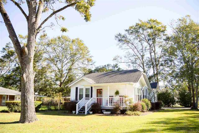 403 S Trammell St, Atmore, AL 36502 (MLS #580492) :: Connell & Company Realty, Inc.