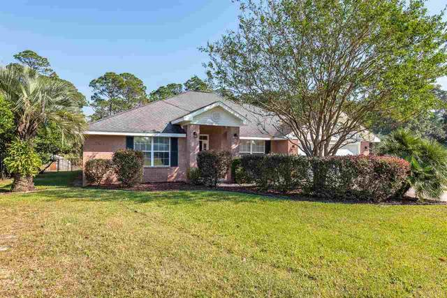 6024 Toulouse St, Gulf Breeze, FL 32563 (MLS #580499) :: Coldwell Banker Coastal Realty
