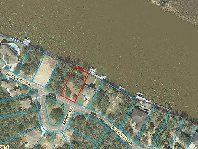 2034 Mackey Key Dr, Pensacola, FL 32514 (MLS #580535) :: Connell & Company Realty, Inc.