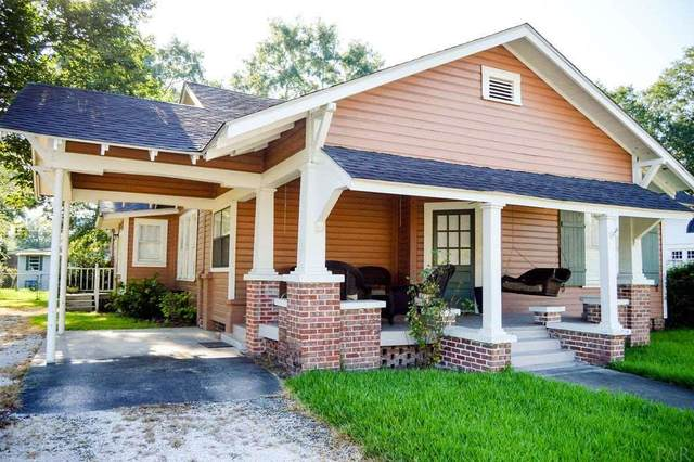 407 S Main St, Atmore, AL 36502 (MLS #580539) :: Connell & Company Realty, Inc.