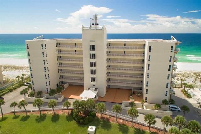 999 Ft Pickens Rd #604, Pensacola Beach, FL 32561 (MLS #580692) :: Coldwell Banker Coastal Realty