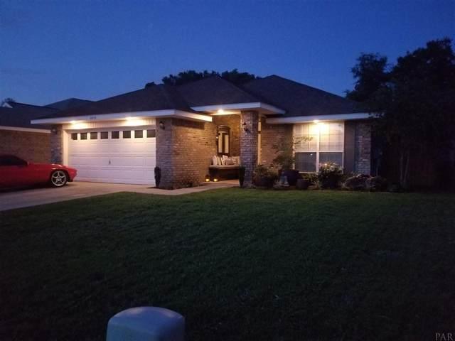 10478 Millbrook Dr, Pensacola, FL 32534 (MLS #580721) :: Coldwell Banker Coastal Realty