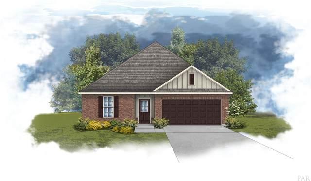 5673 Maggie Rose Cir Lot 26-A, Milton, FL 32570 (MLS #580735) :: Coldwell Banker Coastal Realty