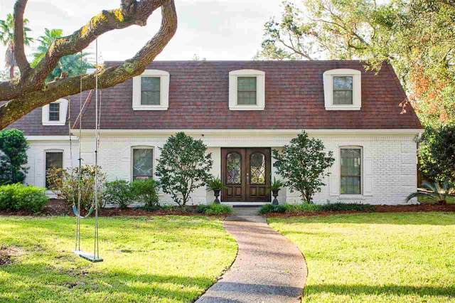 229 Northcliff Dr, Gulf Breeze, FL 32561 (MLS #580765) :: Coldwell Banker Coastal Realty