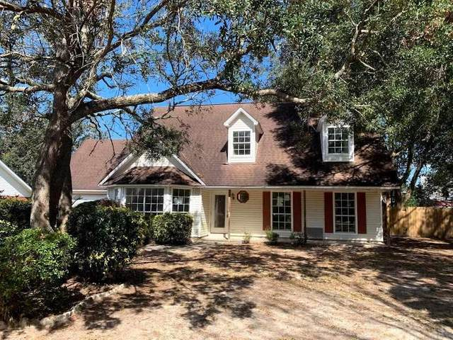2702 Silhouette Dr, Cantonment, FL 32533 (MLS #580954) :: Connell & Company Realty, Inc.