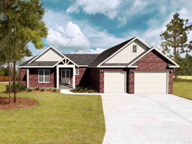 8010 Red Oak Dr, Milton, FL 32583 (MLS #581045) :: Connell & Company Realty, Inc.