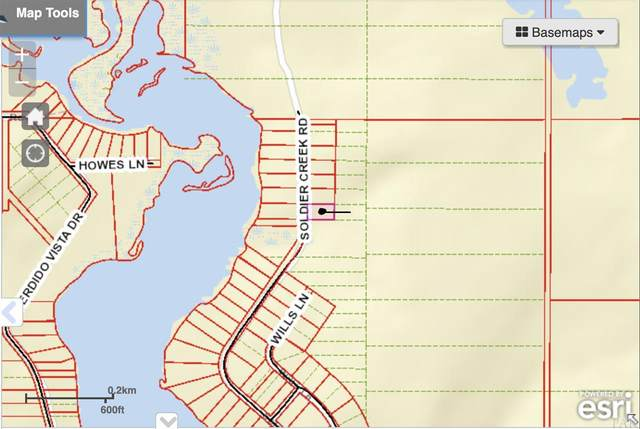 0 Soldier Creek Rd, Lillian, AL 36549 (MLS #581053) :: HergGroup Gulf Coast