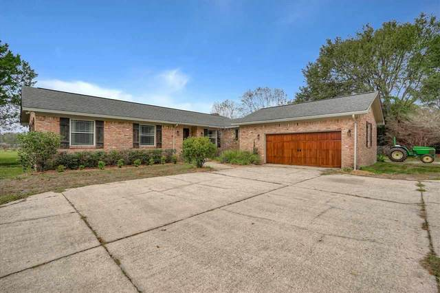 9867 Heather Dr, Cantonment, FL 32533 (MLS #581223) :: Connell & Company Realty, Inc.