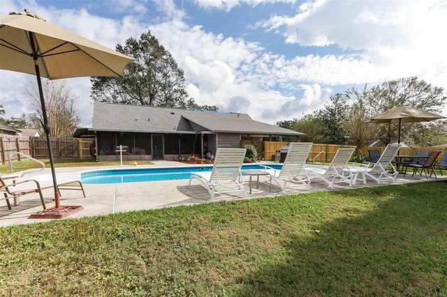 3345 Eagle St, Cantonment, FL 32533 (MLS #581241) :: Connell & Company Realty, Inc.