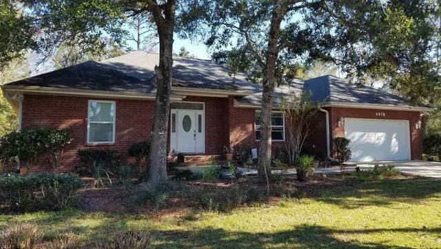 4978 Creekside Ln, Milton, FL 32570 (MLS #581253) :: Connell & Company Realty, Inc.