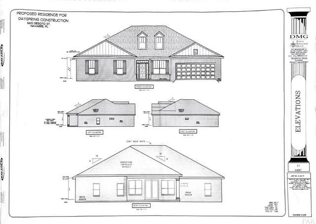 6634 Castlewood St, Navarre, FL 32566 (MLS #581261) :: Levin Rinke Realty