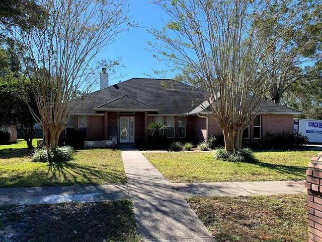 2709 Silhouette Dr, Cantonment, FL 32533 (MLS #581282) :: Connell & Company Realty, Inc.