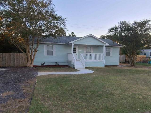 5333 Pecos Pass, Gulf Breeze, FL 32563 (MLS #581303) :: Coldwell Banker Coastal Realty