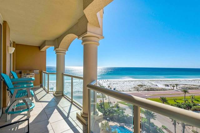3 Portofino Dr #803, Pensacola Beach, FL 32561 (MLS #581307) :: Coldwell Banker Coastal Realty