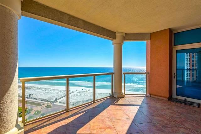 1 Portofino Dr #1607, Pensacola Beach, FL 32561 (MLS #581319) :: Coldwell Banker Coastal Realty