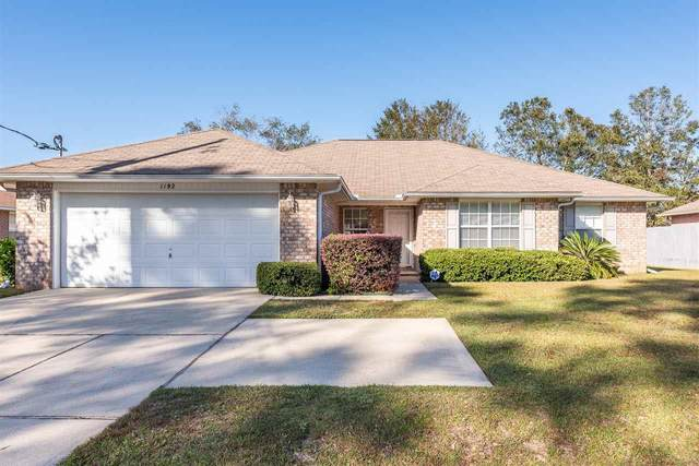 1192 Elliot St, Pensacola, FL 32534 (MLS #581328) :: Connell & Company Realty, Inc.