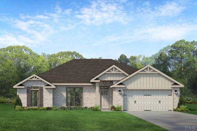 1123 Green Hills Rd, Cantonment, FL 32533 (MLS #581381) :: Connell & Company Realty, Inc.