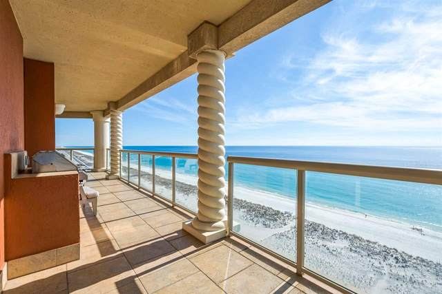 3 Portofino Dr #1501, Pensacola Beach, FL 32561 (MLS #581386) :: Coldwell Banker Coastal Realty