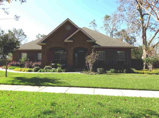 1306 Soaring Blvd, Cantonment, FL 32533 (MLS #581403) :: Coldwell Banker Coastal Realty