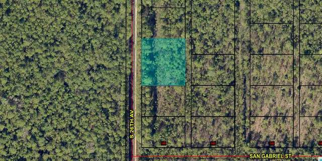 Lots17-19Blk23 S 26TH AVE, Milton, FL 32583 (MLS #581425) :: Connell & Company Realty, Inc.