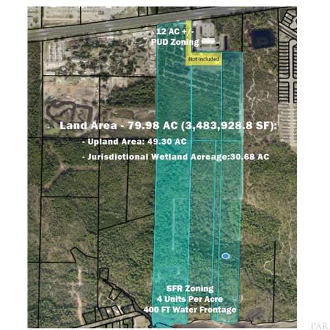 5821 Gulf Breeze Pkwy, Gulf Breeze, FL 32563 (MLS #581441) :: Levin Rinke Realty