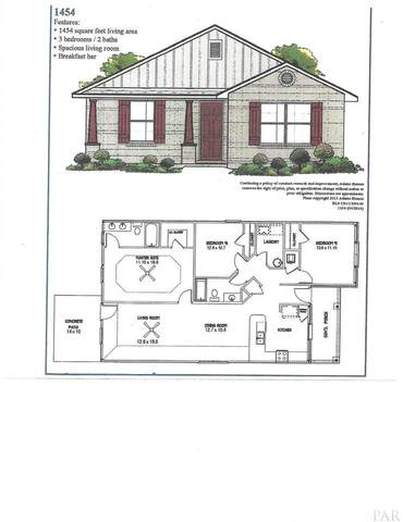 6228 Cardinal Cove Ln, Pensacola, FL 32504 (MLS #581455) :: Connell & Company Realty, Inc.