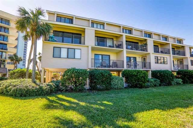900 Ft Pickens Rd #821, Pensacola Beach, FL 32561 (MLS #581465) :: Levin Rinke Realty