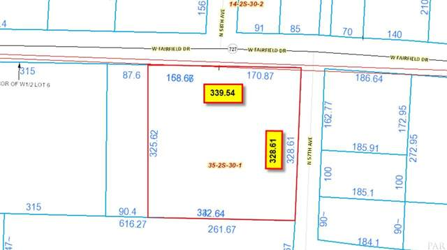5703 W Fairfield Dr, Pensacola, FL 32506 (MLS #581487) :: Levin Rinke Realty