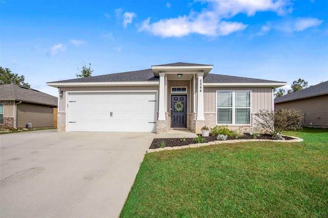 5544 Peach Dr, Pace, FL 32571 (MLS #581493) :: Levin Rinke Realty