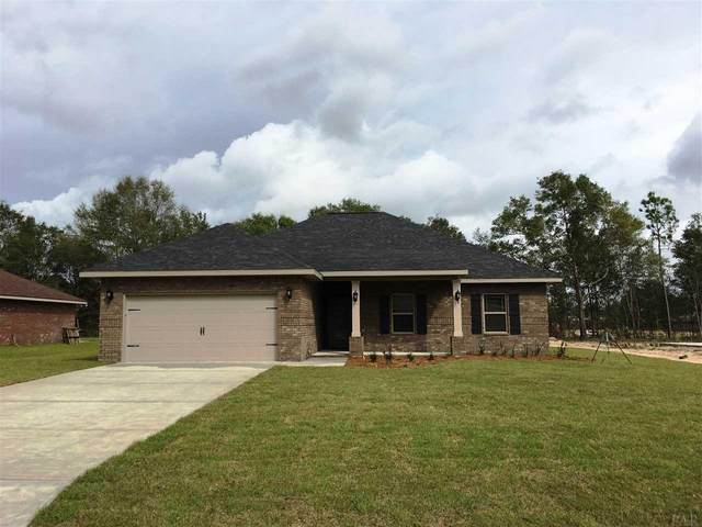 9192 Tara Cir, Milton, FL 32583 (MLS #581496) :: Connell & Company Realty, Inc.