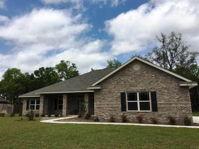 5523 Micanopy Dr, Milton, FL 32570 (MLS #581507) :: Connell & Company Realty, Inc.