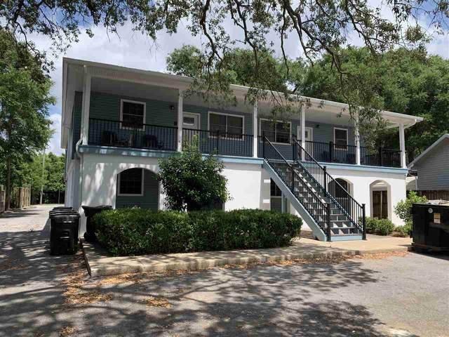 708 Bayshore Dr #1, Pensacola, FL 32507 (MLS #581516) :: Levin Rinke Realty