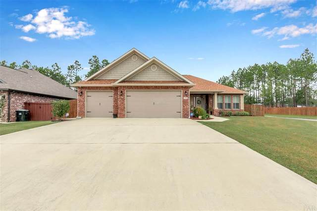 7956 Majestic Cypress Dr, Milton, FL 32583 (MLS #581599) :: Connell & Company Realty, Inc.