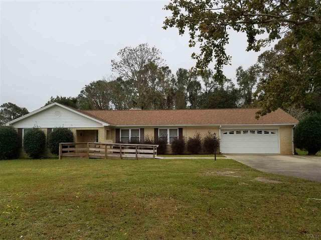 4463 Bell Ln, Pace, FL 32571 (MLS #581614) :: Coldwell Banker Coastal Realty