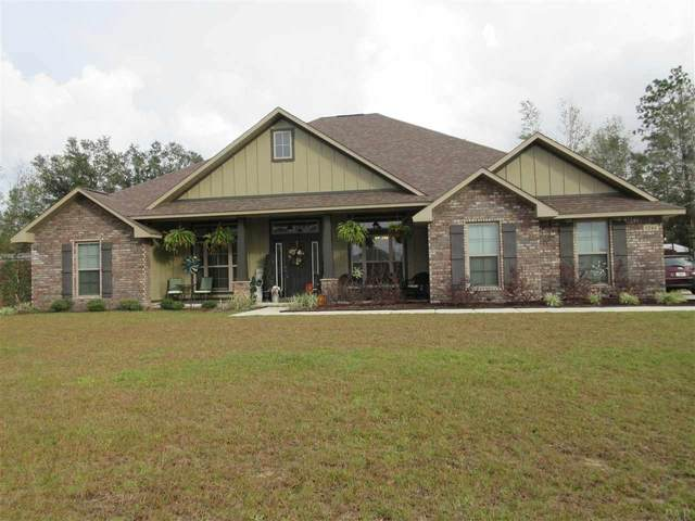 5246 Elk Hunter Dr, Milton, FL 32570 (MLS #581617) :: Connell & Company Realty, Inc.