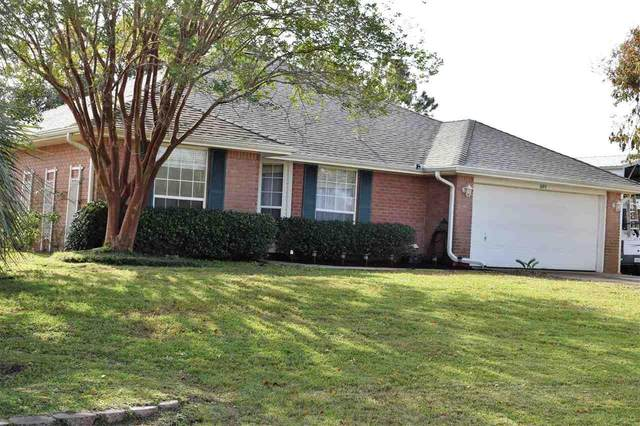 1695 Champagne Ave, Gulf Breeze, FL 32563 (MLS #581619) :: Connell & Company Realty, Inc.