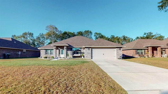 8922 Clearbrook Dr, Milton, FL 32583 (MLS #581623) :: Coldwell Banker Coastal Realty