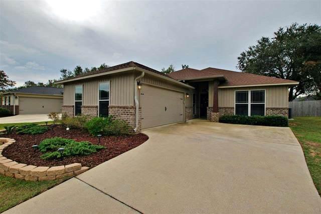 4349 Village Oak Ln, Pace, FL 32571 (MLS #581631) :: Coldwell Banker Coastal Realty