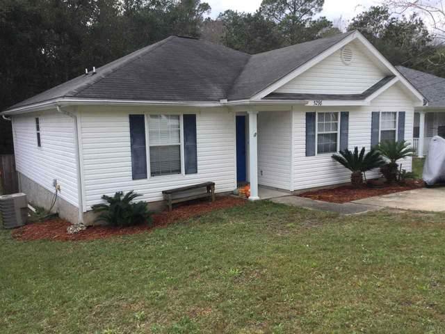 5298 Overbrook Dr, Milton, FL 32570 (MLS #581656) :: Coldwell Banker Coastal Realty
