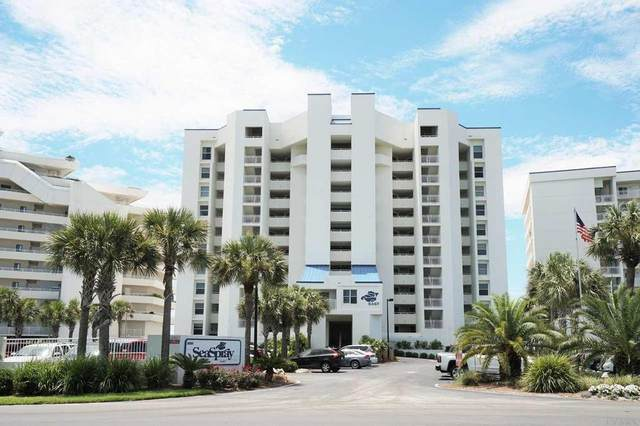 16285 Perdido Key Dr #923, Perdido Key, FL 32507 (MLS #581666) :: The Kathy Justice Team - Better Homes and Gardens Real Estate Main Street Properties