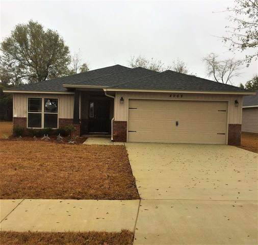 5200 Peach Dr, Pace, FL 32571 (MLS #581702) :: Coldwell Banker Coastal Realty