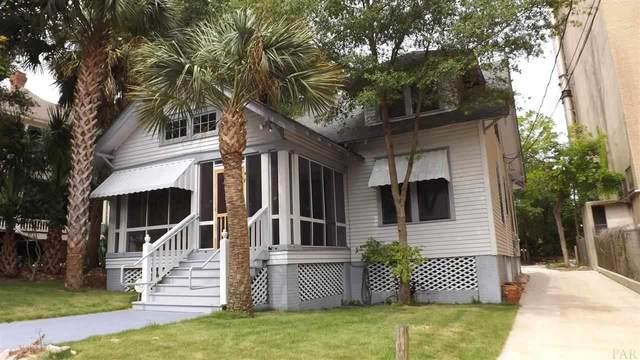 416 N Baylen St, Pensacola, FL 32501 (MLS #581805) :: Levin Rinke Realty