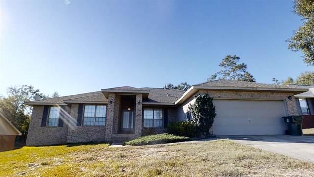 5799 Maggie Rose Cir, Milton, FL 32570 (MLS #581828) :: Coldwell Banker Coastal Realty