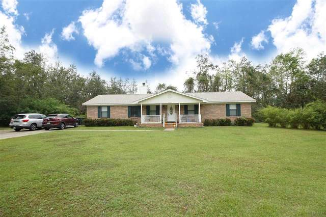 5765 Quintette Rd, Pace, FL 32571 (MLS #581860) :: Connell & Company Realty, Inc.