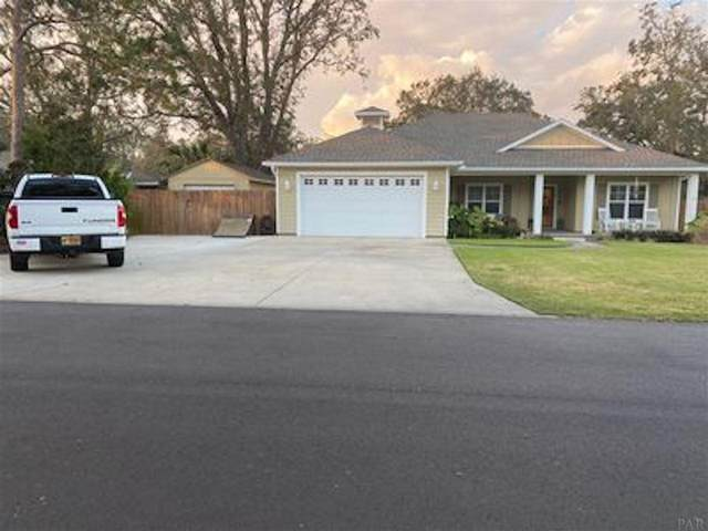 414 Cumberland Ave, Gulf Breeze, FL 32561 (MLS #581865) :: Connell & Company Realty, Inc.
