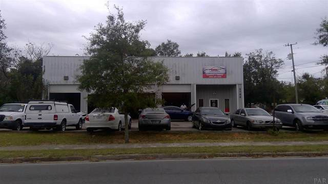 2704 N W St, Pensacola, FL 32505 (MLS #581872) :: Connell & Company Realty, Inc.